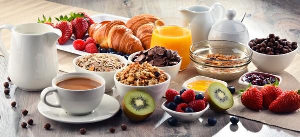 Frühstück Freitag